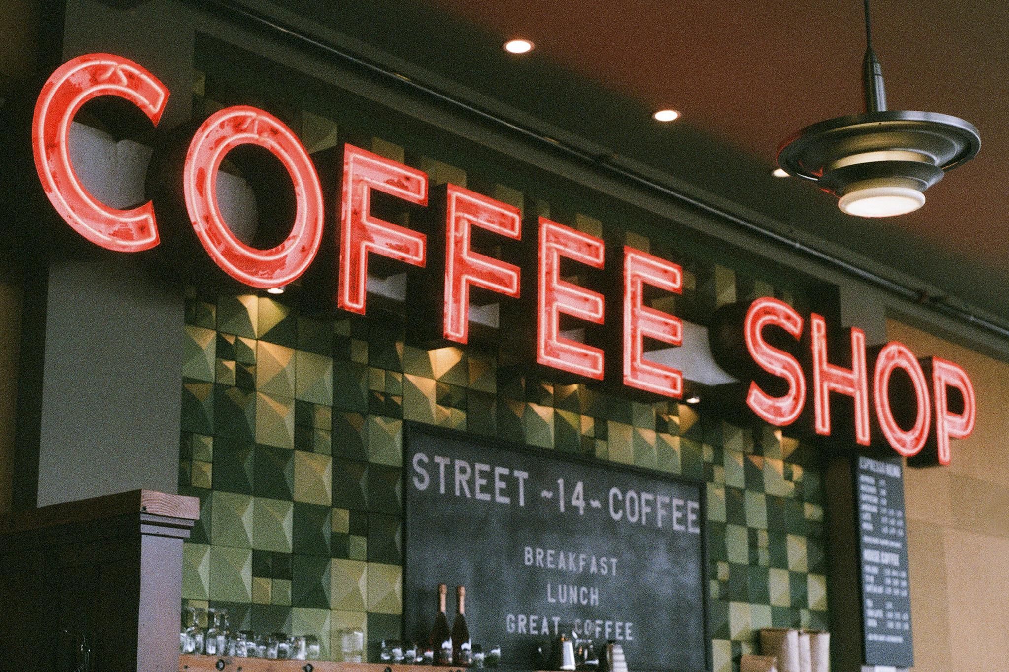 Stumptown Coffee, Street 14 Cafe, Astoria, OR