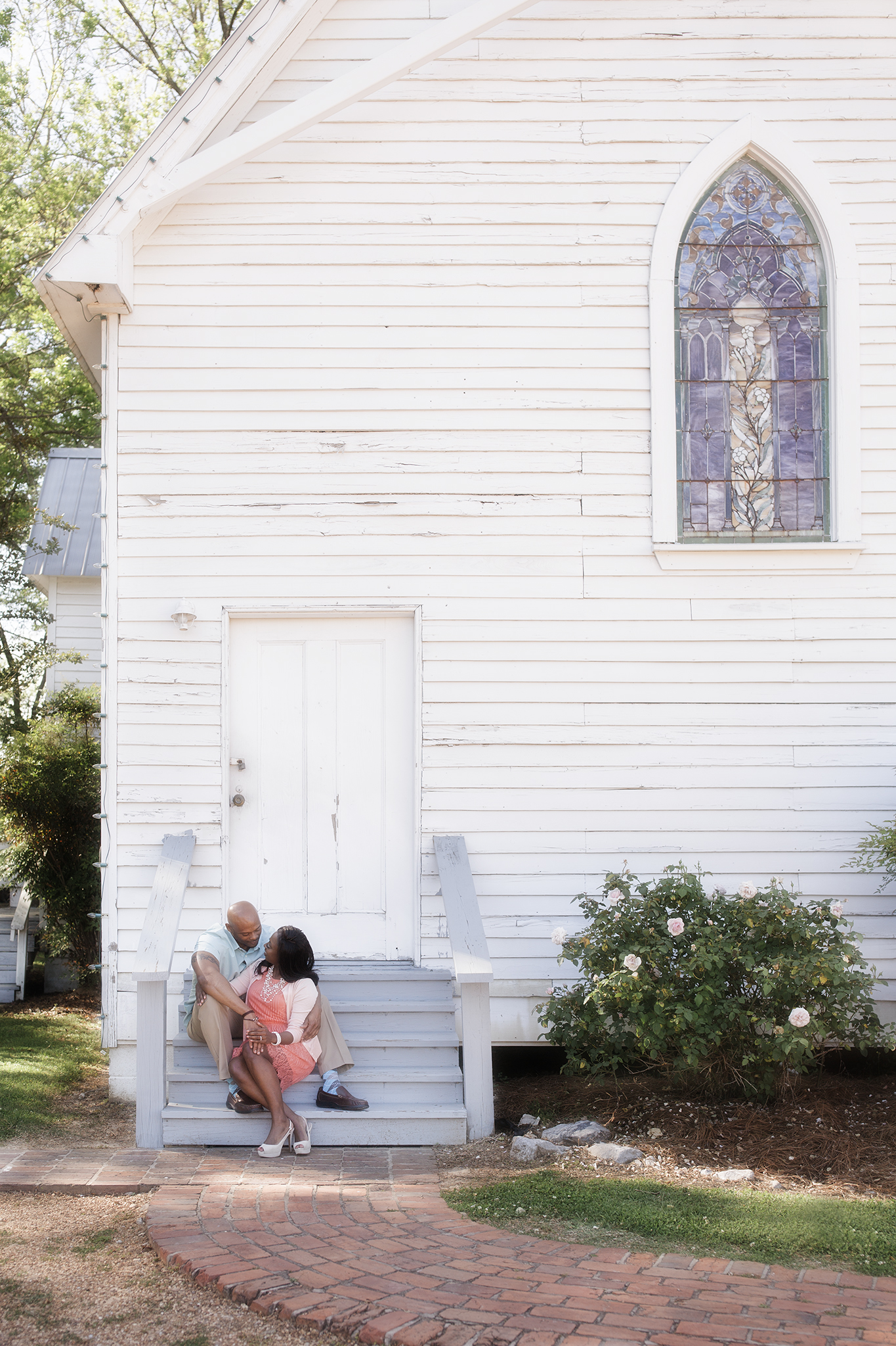 Mississippi Agriculture & Forestry Museum Engagement Session