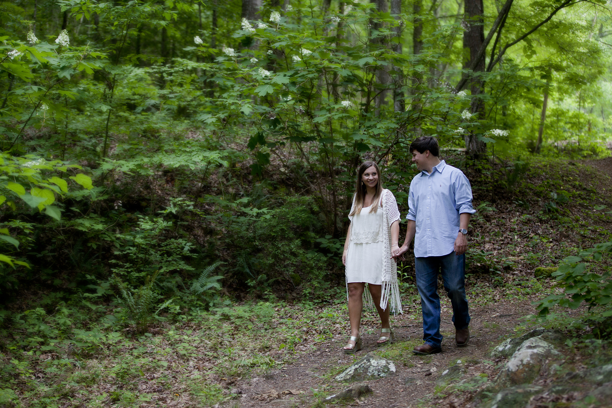 Tishomingo State Park | Engagement Session | Mandi + Drew | Nikki ...